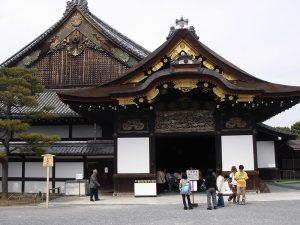 Le château de Nijo ou le plancher du rossignol