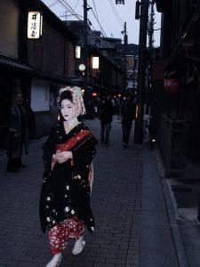 une geisha de Gion