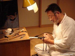 fabrication-sabre-japonais-seki