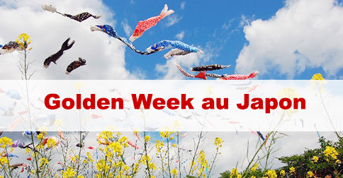 Article Golden Week au Japon : la semaine d