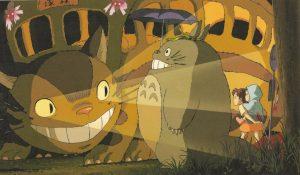 ネコバス Nekobasu dans Totoro