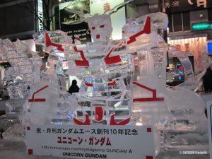 sculpture-glace-susukino-gundam