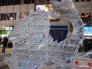 sculpture-glace-susukino-dragon