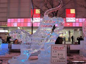 sclupture-glace-susukino-tigre