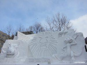 sculpture-glace-disney-roi-lion-sapporo