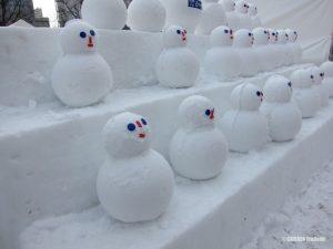bonhomme-de-neige-sapporo-japon