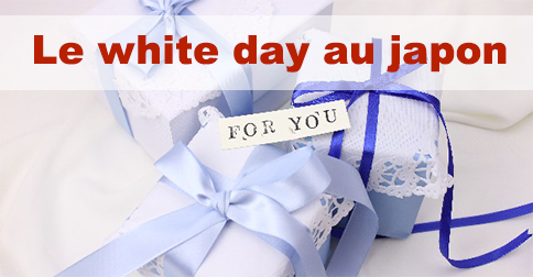 Article White day au japon