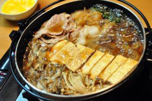 sukiyaki-plat-japonais