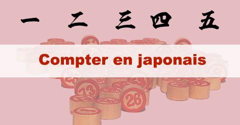 Article Compter en japonais