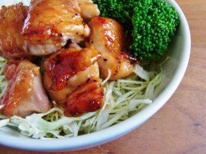 poulet-teriyaki