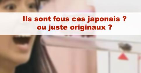Article Ils sont fous ces japonais