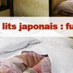 Article Lit japonais : le futon ce matelas qu'on pose sur le tatami