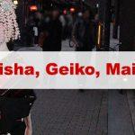 Article Geisha au japon : Geiko, Maiko, Shikomiko