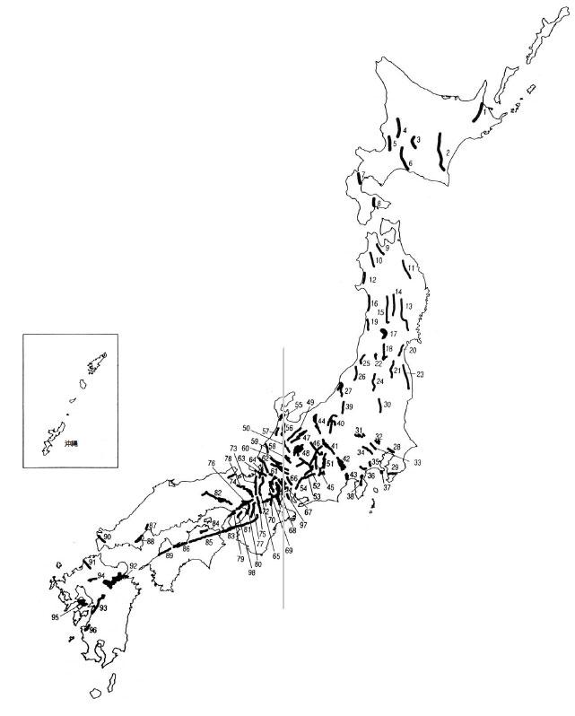 failles-plaques-japon