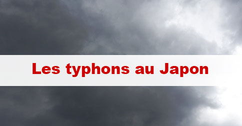 Article Typhon Japon