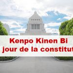 Article Kenpo Kinen Bi (憲法記念日) : Le jour de la constitution