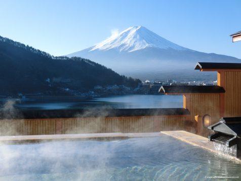 onsen et mont fuji