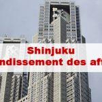 Article Shinjuku : l'arrondissement des affaires à Tokyo aux deux visages