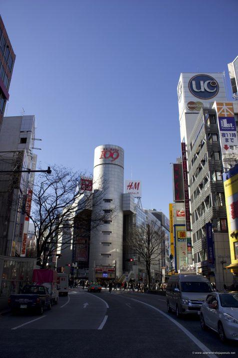 Tour Shibuya 109