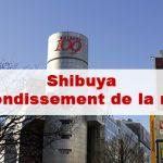 Article Shibuya : l'arrondissement de la mode à Tokyo