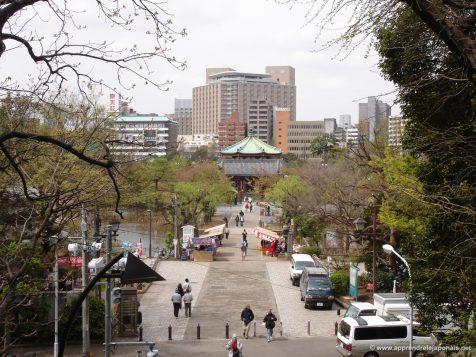 Temple Shinobazunoike Bentendo