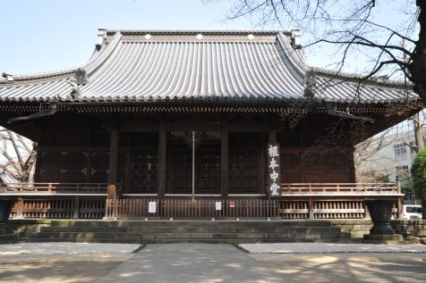 Temple Kaneiji de Ueno
