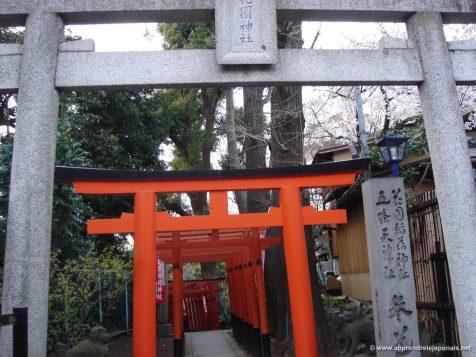 Sanctuaire Hanazono Inari