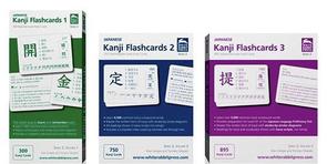 flashcards White Rabbit Press