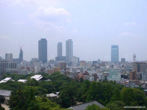 Ville de Nagoya