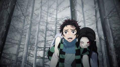 Tanjiro et Nezuko